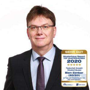 Bien Zenker Erlangen Musterhaus 1  fertighausbewertung 24. Januar 2021