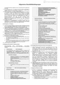 Allgemeine Geschäftsbedingungen 2  fertighausbewertung 19. Januar 2021