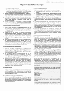 Allgemeine Geschäftsbedingungen 3  fertighausbewertung 20. Januar 2021