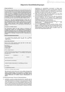 Allgemeine Geschäftsbedingungen 4  fertighausbewertung 26. Januar 2021