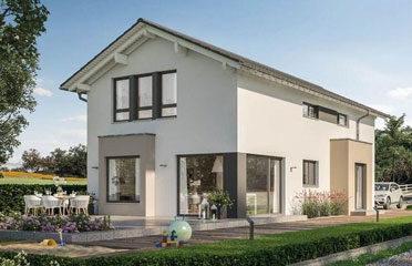 Living Haus Erfurt  fertighausbewertung